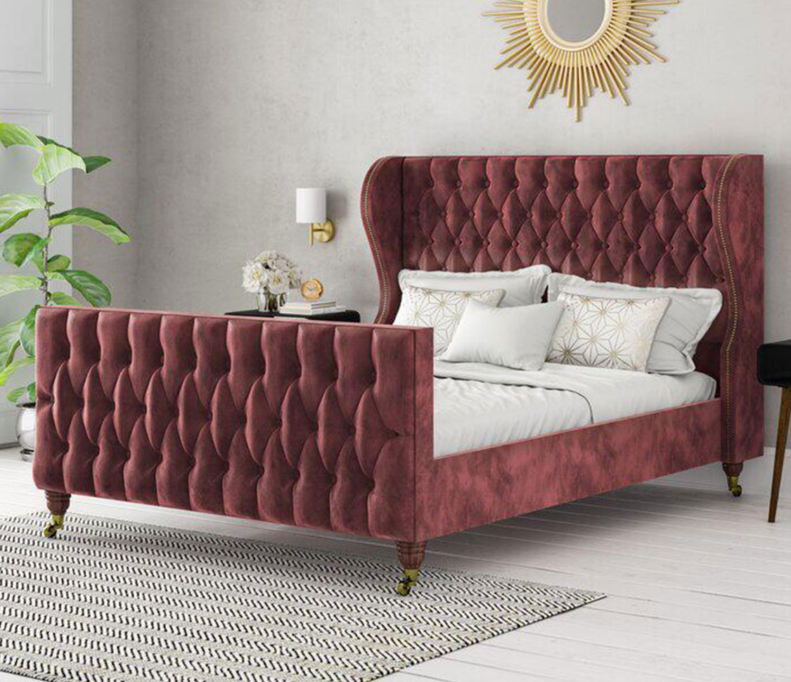 luxury cavali bed